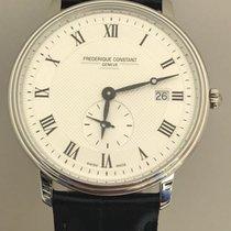 Frederique Constant - Classics Silver Roman Dial - FC-245M5S6...