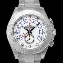 Rolex Yacht-Master II White gold 44mm White United States of America, California, San Mateo