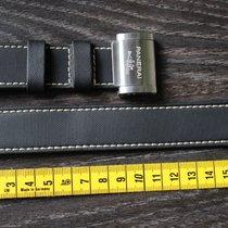 Panerai 26mm / 26mm nylon strap and clasp
