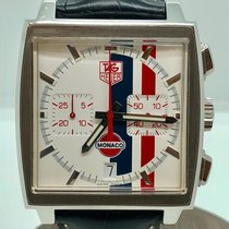 TAG Heuer Monaco Limited Edition vintage Gulf Full set