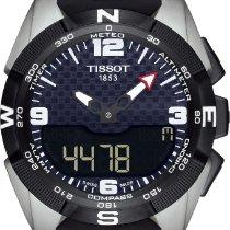Tissot T-Touch Expert Solar neu 45mm Titan