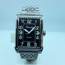 Kienzle Steel Automatic Black Arabic numerals 32mm new