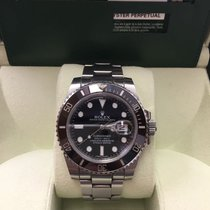 Rolex Submariner Date Box&Papers 2013
