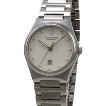 Victorinox Swiss Army – Victoria, Eggshell Dial Woman's Watch...