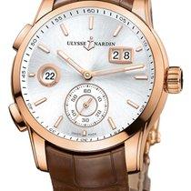 Ulysse Nardin 3346-126/91 Rose gold 2020 Dual Time 42mm new