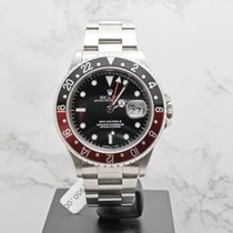 Rolex GMT-Master II Coca Cola With Box & Service Papers