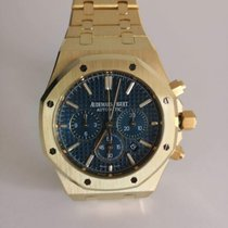 Audemars Piguet 26320BA.OO.1220BA.02 Yellow gold 2016 Royal Oak Chronograph 41mm pre-owned