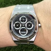 Audemars Piguet Royal Oak Perpetual Calendar tweedehands 39mm Staal