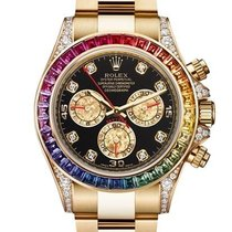 Rolex 116598RBOW Or jaune Daytona 40mm