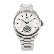 TAG Heuer Grand Carrera Staal 42mm Champagne