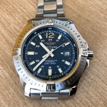 Breitling Colt Automatic pre-owned 44mm Steel