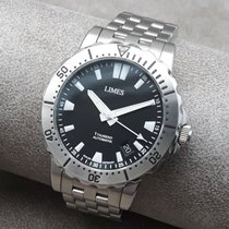Limes Steel 41,5mm Automatic new