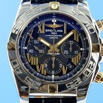 Breitling Chronomat Gold/Stahl 44mm Schwarz Deutschland, Berlin
