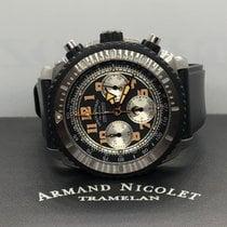 Armand Nicolet Ατσάλι 45mm Αυτόματη μεταχειρισμένο