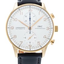 IWC Portuguese Chronograph IW3714-02 2010 pre-owned