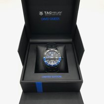TAG Heuer Steel 43mm Automatic WAZ201A.FC8195 new