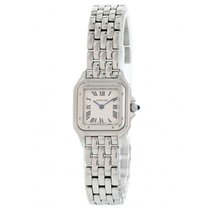 Cartier Panthere W25033P5 / 1320 Stainless Steel Watch