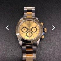 Rolex 116523 Gold/Stahl Daytona 40mm