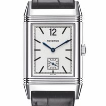 Jaeger-LeCoultre Grande Reverso Ultra Thin 1931 White gold 46mm Silver United States of America, California, Moorpark