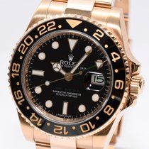 Rolex 116718LN Geelgoud 2015 GMT-Master II tweedehands