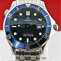 Omega 2221.80.00 Steel 2009 Seamaster Diver 300 M 41mm pre-owned United States of America, California, Simi Valley