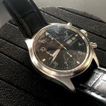 IWC Pilot Chronograph Steel 39mm Black Arabic numerals UAE, Dubai