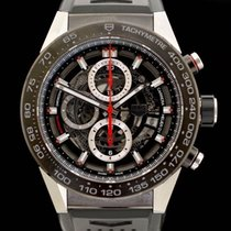 TAG Heuer Carrera Calibre HEUER 01 CAR2A1Z.FT6044 pre-owned