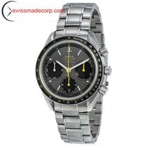 Omega Speedmaster Racing Steel 40mm Grey United States of America, New York, NY