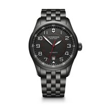 Victorinox Swiss Army Steel 42mm Automatic 241740 pre-owned