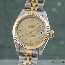 Rolex Guld/Stål 26mm Automatisk 69173 brugt
