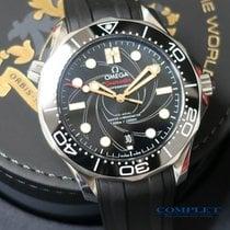 Omega Seamaster Diver 300 M nuevo 2019 Automático Reloj con estuche y documentos originales 210.22.42.20.01.004