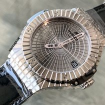 Hublot Big Bang Caviar Steel 41mm Silver
