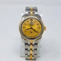 Tudor Glamour Double Date 57003-68073 pre-owned