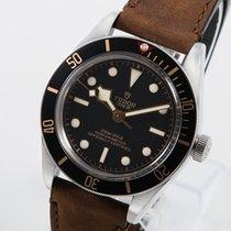 Tudor Black Bay Fifty-Eight Stahl 39mm Schwarz Keine Ziffern Deutschland, Weißenhorn