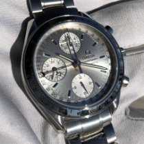 Omega Speedmaster Day Date Steel 39mm Silver No numerals United States of America, Texas, Frisco