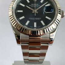Rolex Datejust II Gold/Steel 41mm Blue United States of America, California, Los Angeles
