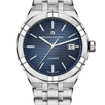 Maurice Lacroix AI6008-SS002-430-1 Steel 2019 AIKON 42mm new