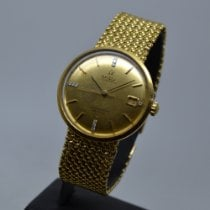 Omega Seamaster DeVille Yellow gold 34.5mm Gold