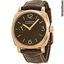 Panerai Radiomir 1940 Rose gold 42mm Brown Arabic numerals United States of America, New York, New York