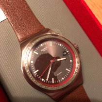 Swatch Steel Automatic Green 42mm new