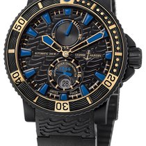 Ulysse Nardin Diver Black Sea Золото/Cталь Россия, Москва