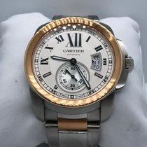 Cartier Calibre de Cartier W7100036 pre-owned