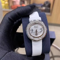Piaget Possession pre-owned 29mm White Satin