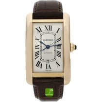 Cartier Tank Américaine W2609856 2004 pre-owned