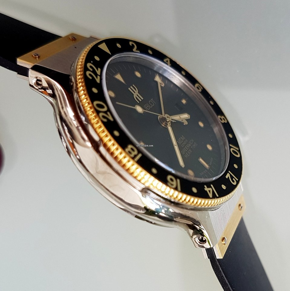 ae9ea91cc41 Hublot Greenwich Mean Time for  1