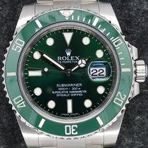 Rolex 116610LV Ατσάλι Submariner Date
