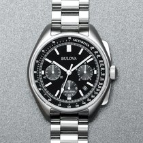 Bulova 96B258 Special Edition Moon Chronograph Watch