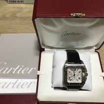 까르띠에 (Cartier) Santos100 Chronograph XL