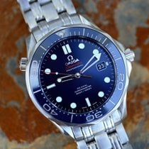 Omega Seamaster DIVER 300 Co-Axial 300 M 41 mm  Blue Dial
