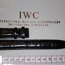 IWC Portugieser crocodile leather 20mm  black strap